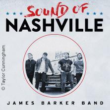 Bild: Sound of Nashville: James Barker Band & special guest