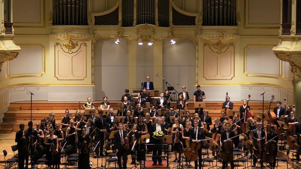 Bild: Albert Schweitzer Jugendorchester