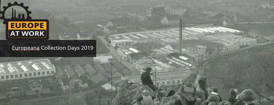 Bild: Europeana Collection Days 2019