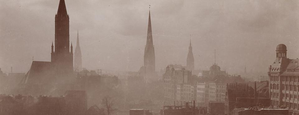 Bild: Hamburg nach 5: Die wachsende Stadt – Hamburg von 1814 bis 1914