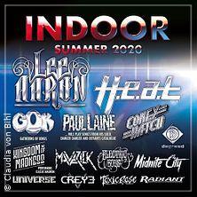 Bild: Indoor Summer 2020 - 2 Tagesticket