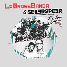 Bild: LaBrassBanda & Seiler und Speer