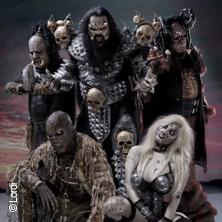 Bild: Lordi + Special Guest & Support