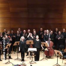 Bild: Marina Reshetova & Quintett + Chor HfbK - Bach, Vivaldi