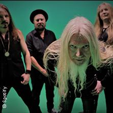 Bild: Marko Hietala + Support: Oceanhorse - Tour Of The Black Heart 2020