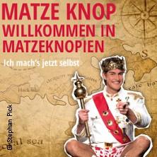 Bild: Matze Knop - Willkommen in Matzeknopien