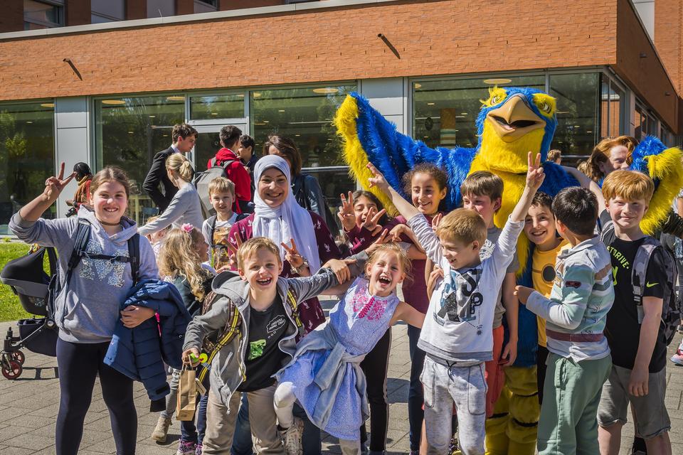 Bild: Tag der Offenen Tür an der Internationale Schule Hamburg