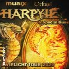 Bild: Harpyie + Special Guests