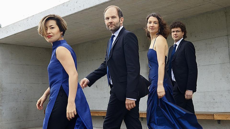 Bild: Amaryllis Quartett / Volker Jacobsen / Jens Peter Maintz