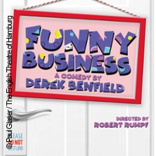 Bild: Funny Business - A Farce by Derek Benfield