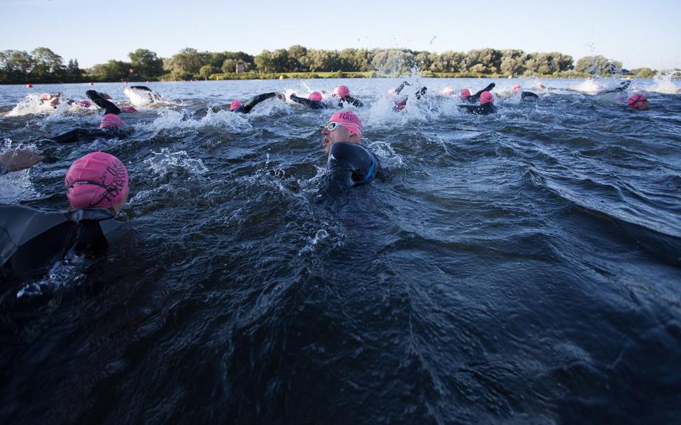 Bild: 9. Elbe-Triathlon