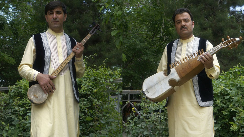 Bild: Afghanistan: Sufi-Musik und Verlorengegangenes aus Kabul