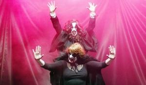 Bild: Nordwind Festival 2019 - Amanda Apetrea & Halla Ólafsdóttir: Dead by Beauty and the Beast