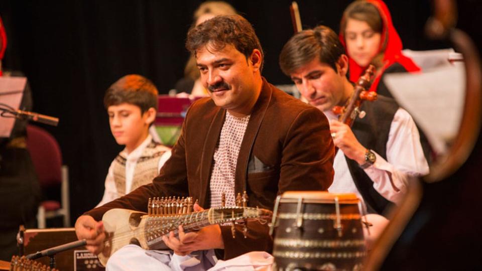 Bild: Zwischentöne: Persische und afghanische Mikrotonalität
