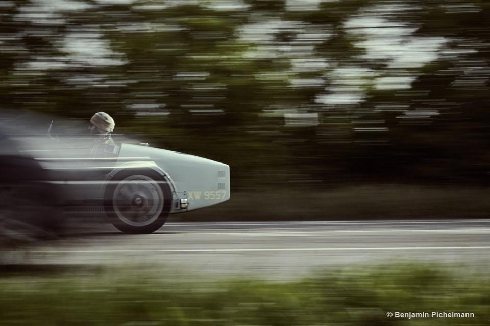 Bild: Bugatti Type 35 (Bj. 1927) - Mille Miglia 2018