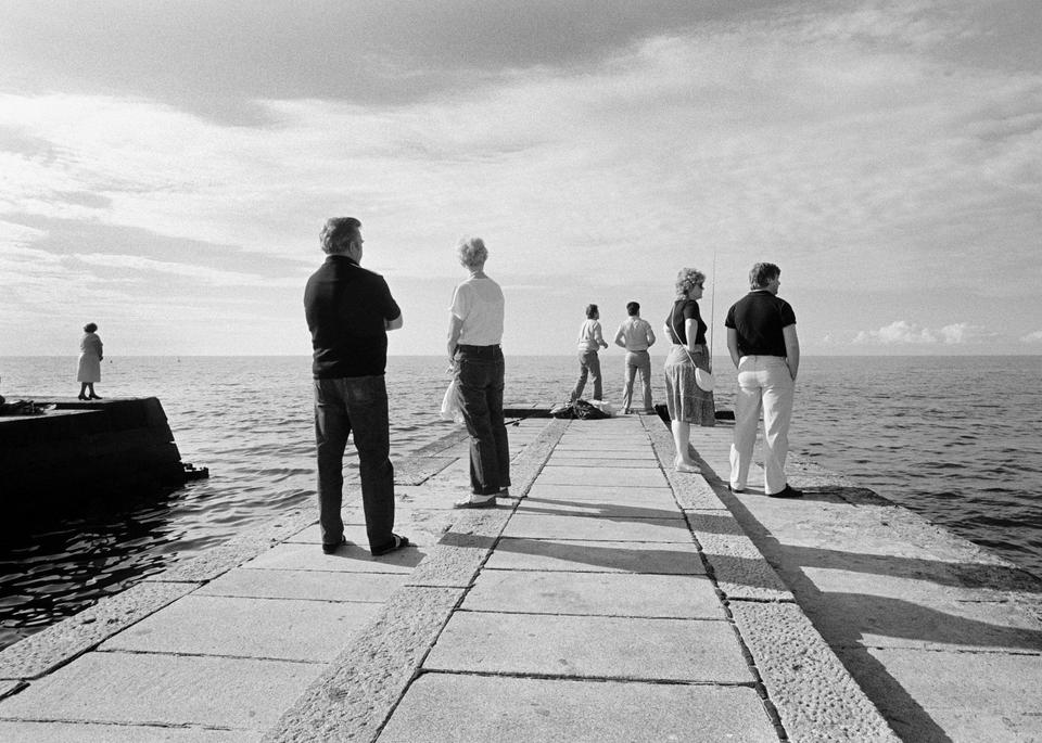 Bild: Heiligendamm-Weltanschauung 1988