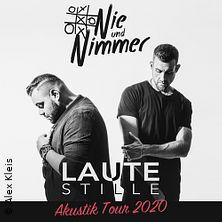 Bild: Nie und Nimmer - Laute Stille Akustik Tour