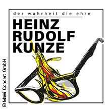 Bild: Heinz Rudolf Kunze & Verstärkung