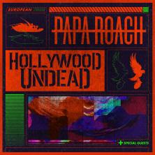 Bild: Papa Roach x Hollywood Undead