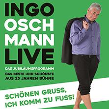 Bild: Ingo Oschmann - Schönen Gruß, ich komm zu Fuß!