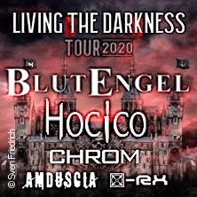 Bild: Blutengel, Hocico, Chrom, [x]-Rx - Living The Darkness Tour 2020