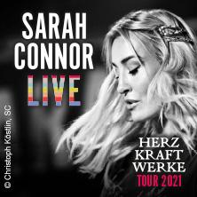 Bild: Sarah Connor - HERZ KRAFT WERKE - Tour 2021