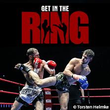 Bild: Get In The Ring - Pro-K1-Kickboxing