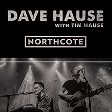 Bild: Dave Hause with Tim Hause - Tower of Song 2020 Tour