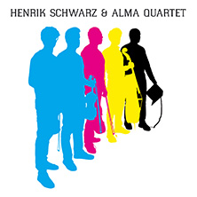 Bild: Henrik Schwarz & Alma Quartet - CCMYK