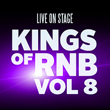Bild: Kings of RnB 8: Keith Sweat & Special Guests