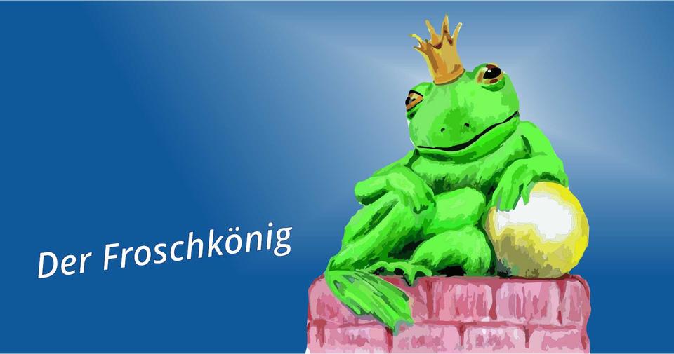 Bild: froschkoenig-logo-plus-blau-19zu1-k-ws