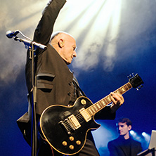 Bild: Midge Ure & Band Electronica - Live 2020