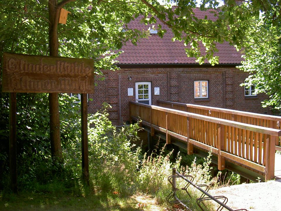 Bild: Glinder Kupfermühle - Veranstaltungsort