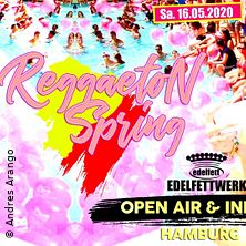Bild: Reggaeton Spring Open Air - Hamburg 2020