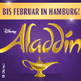 Plakat: Disneys ALADDIN