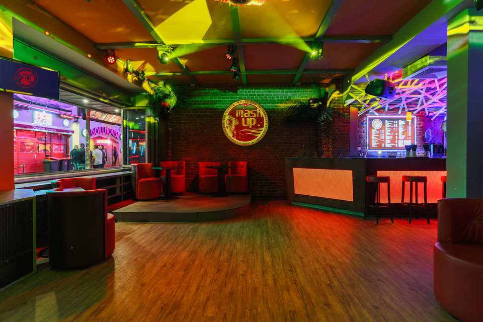Bild: Von House über Dance bis hin zu Partyrock und Black Music: Die MashUp Music Bar macht ihrem Namen alle Ehre.