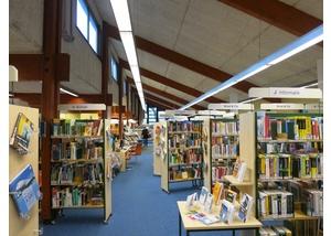 Die Bücherhalle Neugraben