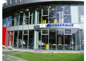 Die Bücherhalle Rahlstedt