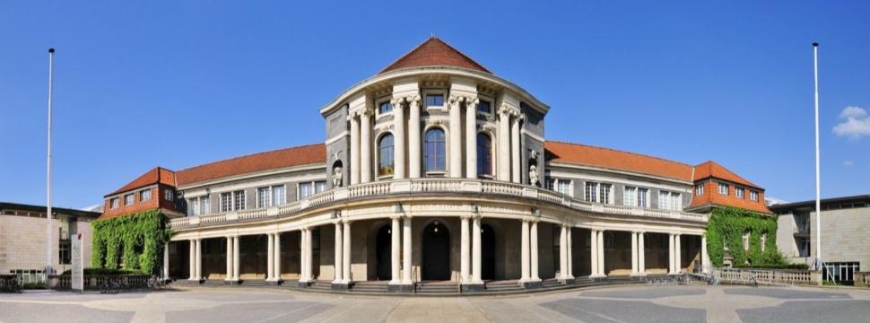 Universität Hamburg: Hauptgebäude, © fotolia.com/kameraauge (#25266704)