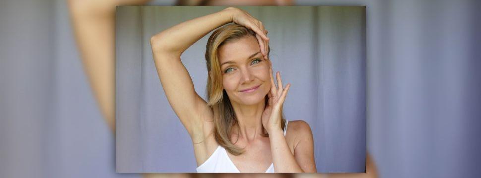 Face-Yoga-Expertin Christina Schmid, ©  Christina Schmid