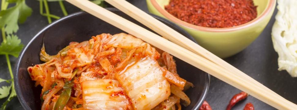 Koreanischer Kimchi, © iStock.com/woyzzeck