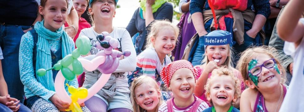 Weltkinderfest, © Margaux Weiss