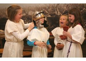 Kleine Römer im AMH