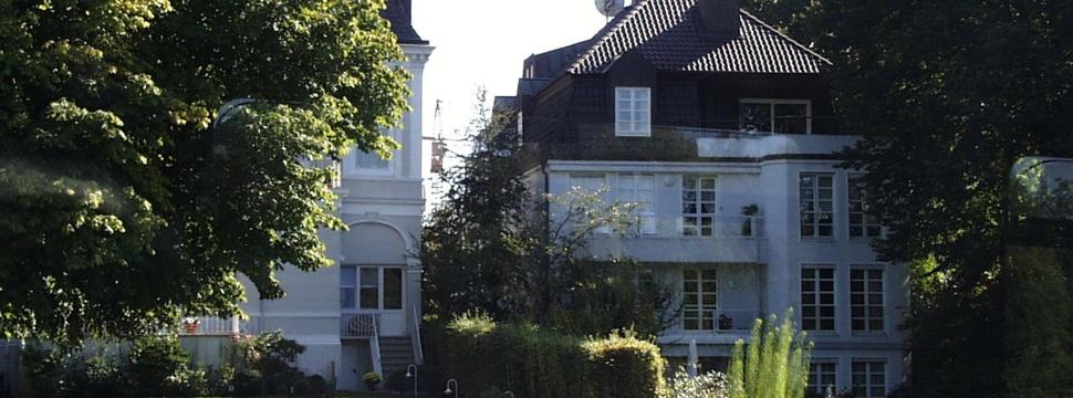 Haus an der Alster, © hamburg-magazin.de