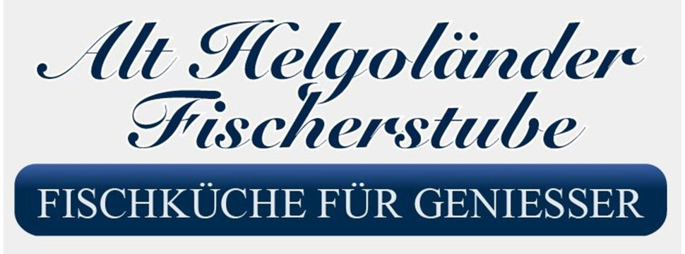 Alt Helgoländer Fischerstube, Logo
