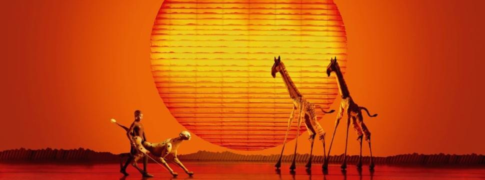 König der Löwen, © Stage Entertainment