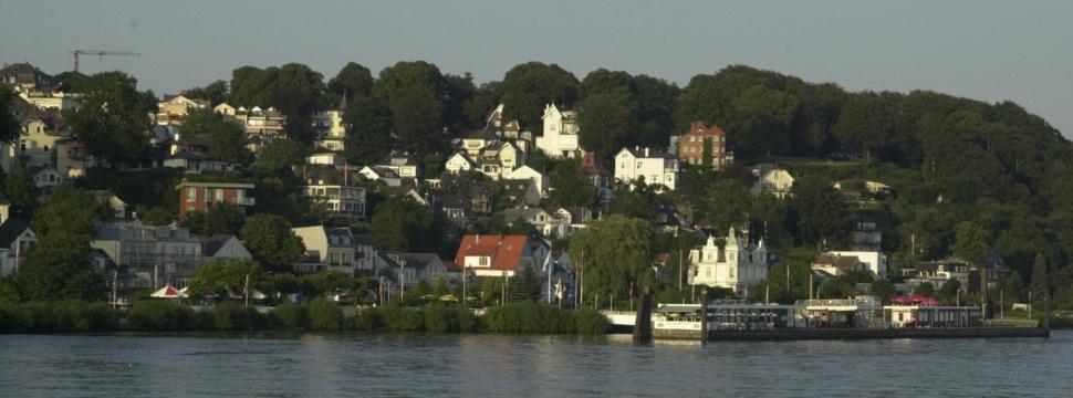 Schiffsanleger in Blankenese, © hamburg-magazin.de