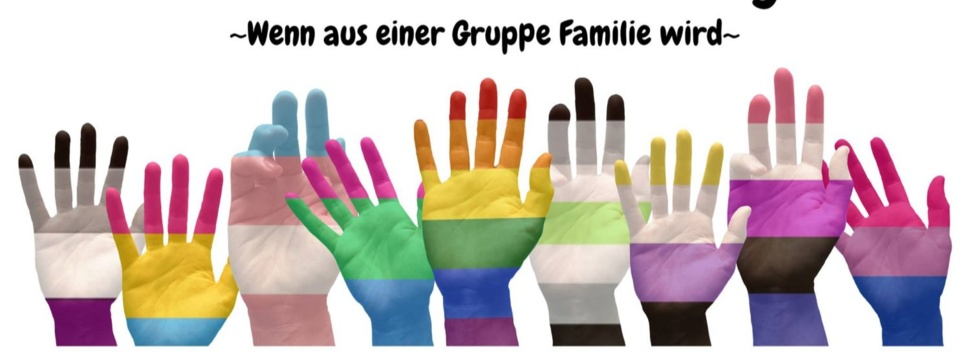 Queer Rainbow Family, Logo