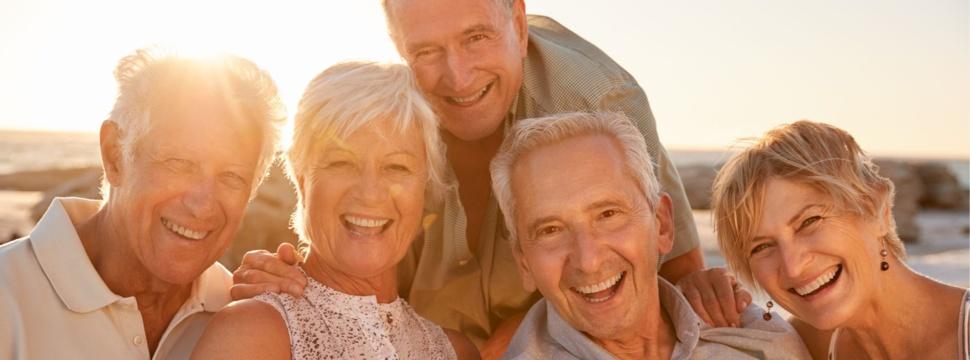Seniorengruppe, © iStock.com/monkeybusinessimages