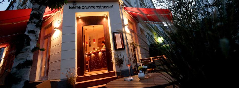 © Restaurant Kleine Brunnenstrasse 1